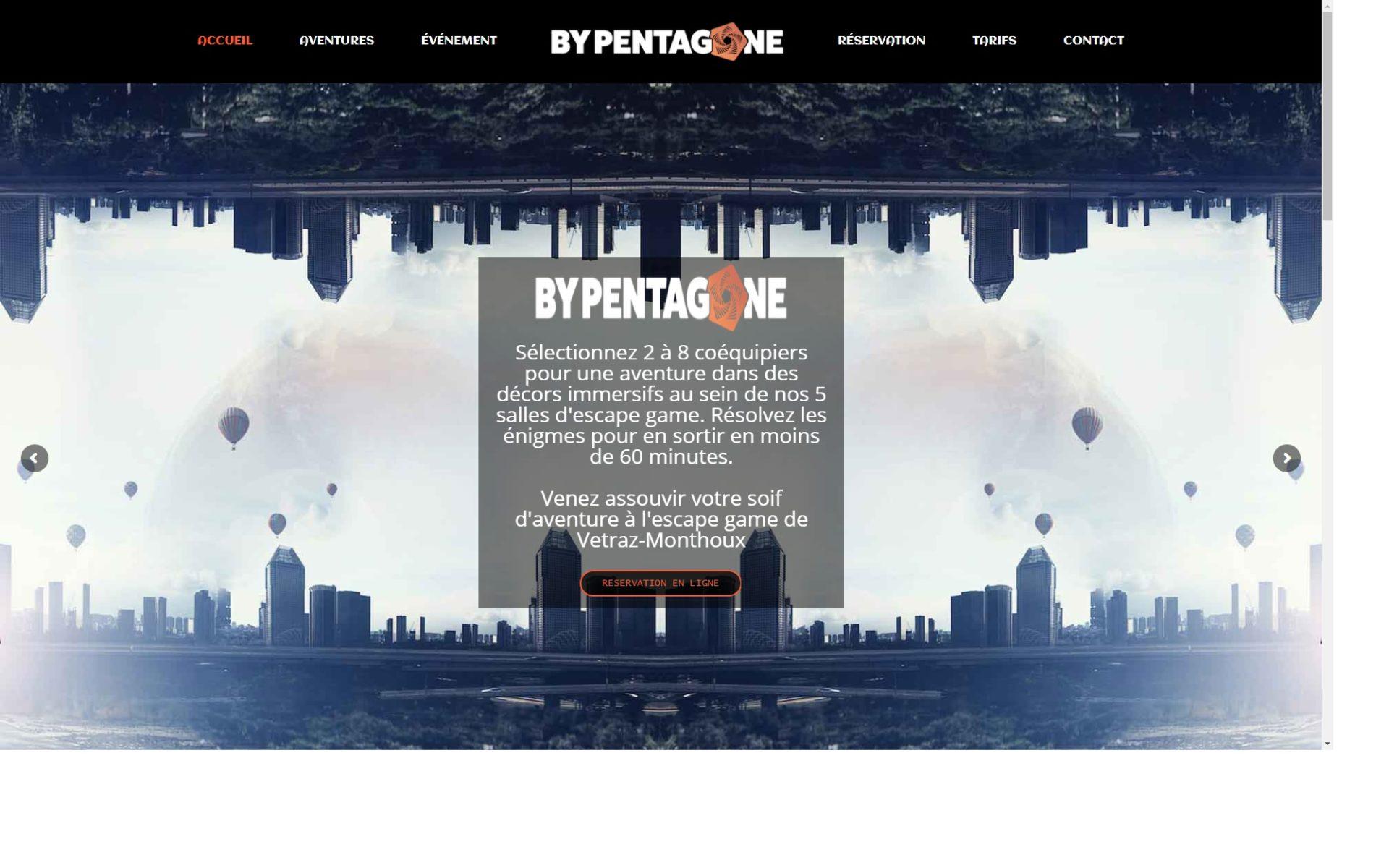 ByPentagone - Escape Game Annemasse 74